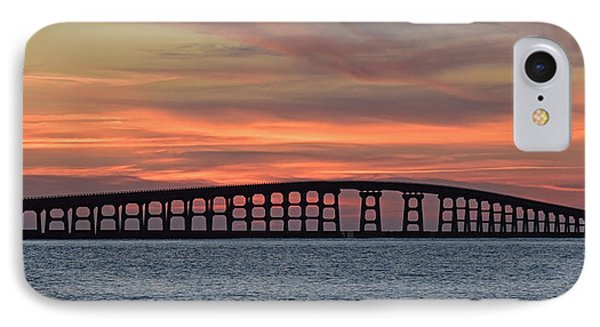 Bridge To Hatteras IPhone Case
