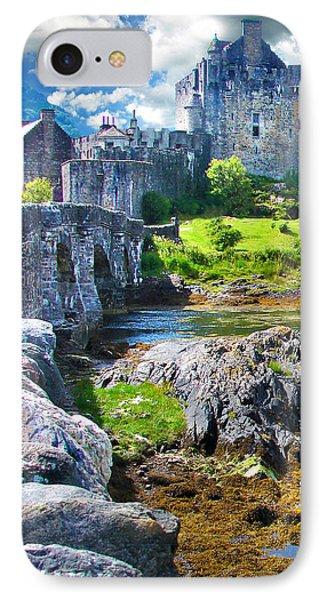 Bridge To The Castle IPhone Case