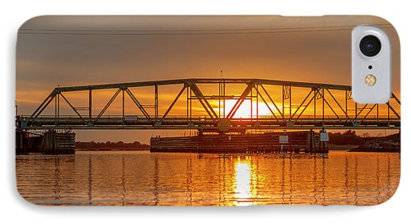 Bridge To Tranquility  IPhone Case by Betsy Knapp