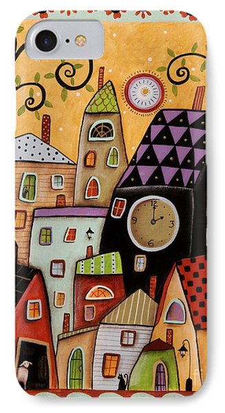 Bright Afternoon IPhone Case by Karla Gerard