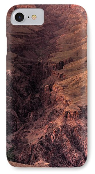 Bright Angel Canyon Grand Canyon National Park Phone Case by Steve Gadomski