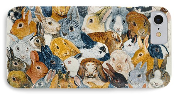 Bright Eyes IPhone Case by Pat Scott
