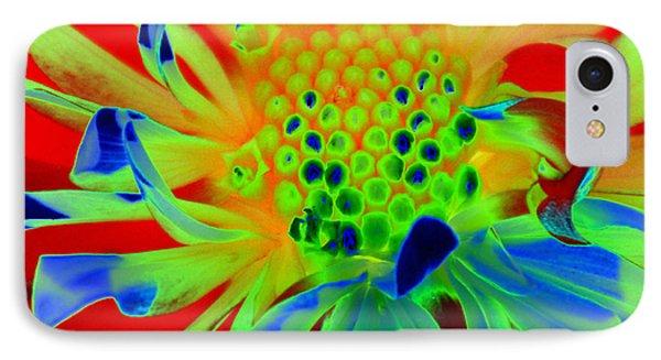 Bright Flower IPhone Case