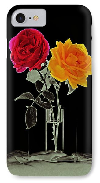 Brighten The Day IPhone Case by Charles Ables
