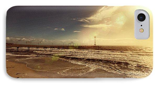 IPhone Case featuring the photograph Brighton Beach Pier by Douglas Barnard