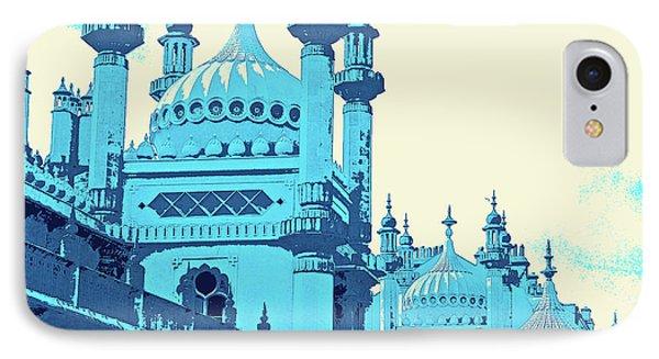 Brighton Pavilion IPhone Case