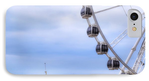 Brighton Pier IPhone Case