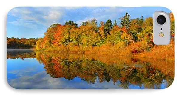 Brilliance Of Autumn IPhone Case