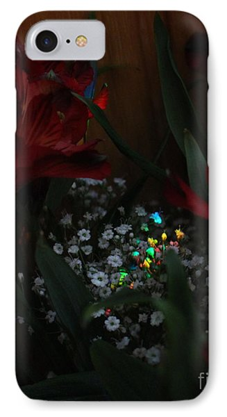 IPhone Case featuring the photograph Brilliantly Shy by Marie Neder