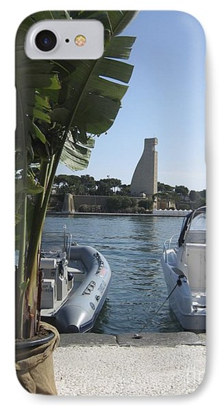 Brindisi By The Sea In May IPhone Case
