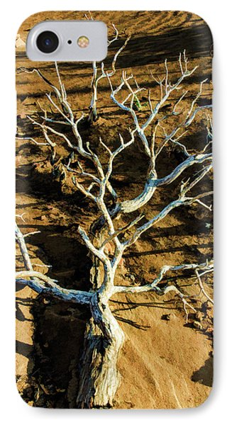 Brins Mesa 07-104 Stripped Bare IPhone Case by Scott McAllister