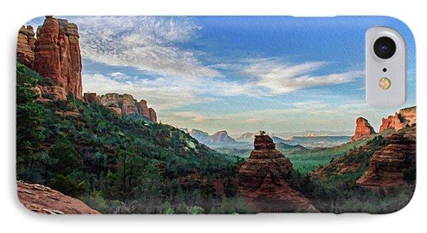 Brins Mesa 07-216 IPhone Case by Scott McAllister