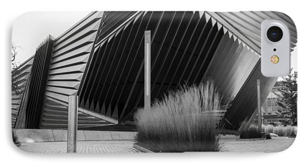 Broad Art Museum IPhone Case by Larry Carr