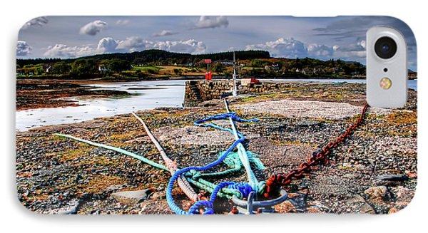 Broadford - Isle Of Skye IPhone Case