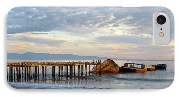 Broken Boat, Ss Palo Alto IPhone Case