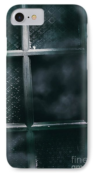 Broken Doors With Hollow Holes IPhone Case by Jorgo Photography - Wall Art Gallery