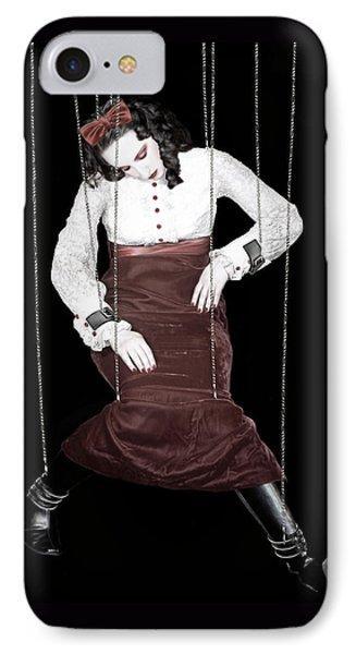 Broken Melody - Self Portrait IPhone Case