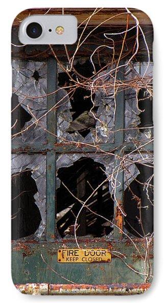 IPhone Case featuring the photograph Broken Promises  by Lynda Lehmann