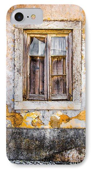 Broken Window IPhone Case by Carlos Caetano
