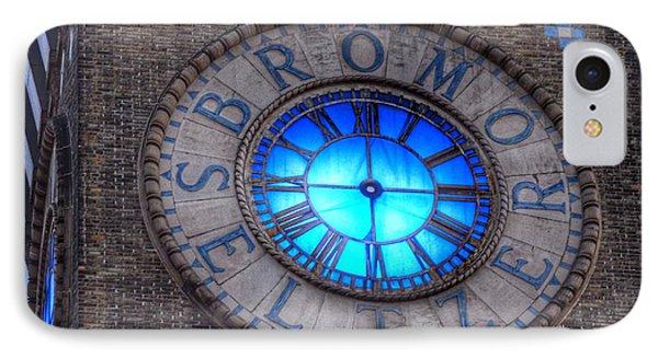 Bromo Seltzer Tower Clock Face IPhone Case
