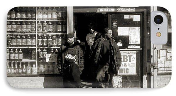 Bronx Scene Phone Case by RicardMN Photography