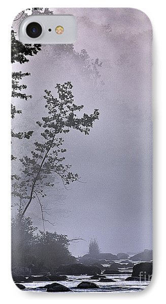 IPhone Case featuring the photograph Brooding River by Tom Cameron