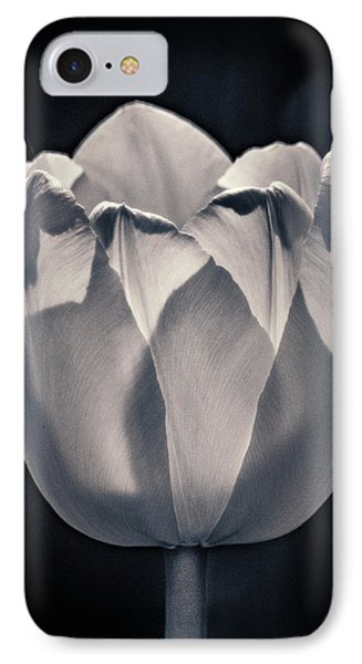 IPhone 7 Case featuring the photograph Brooding Virtue by Bill Pevlor