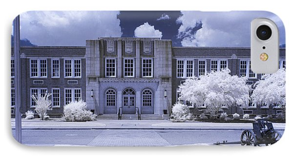 Brookland-cayce Hs-ir IPhone Case by Charles Hite