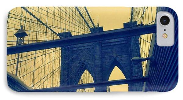 New York City's Famous Brooklyn Bridge IPhone Case