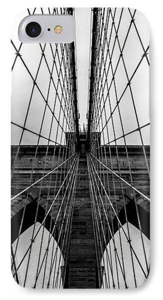 Brooklyn's Web IPhone 7 Case by Az Jackson