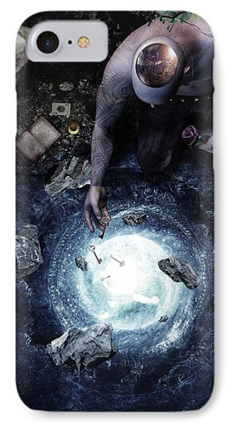 Brought To Light Phone Case by Cameron Gray
