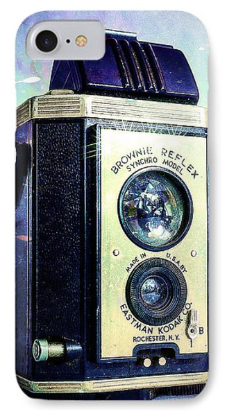 Brownie Reflex IPhone Case by Jon Woodhams