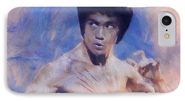 Bruce Lee Art IPhone Case