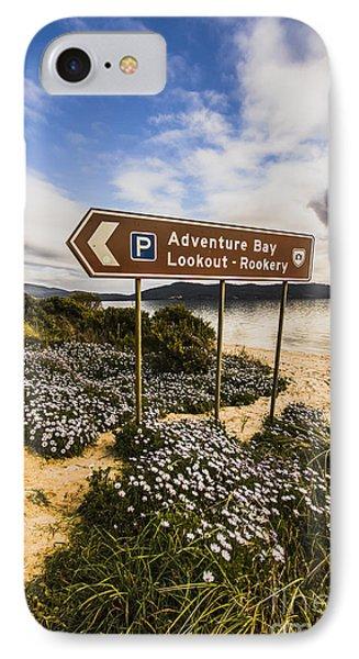 Bruny Island Landmarks IPhone Case by Jorgo Photography - Wall Art Gallery