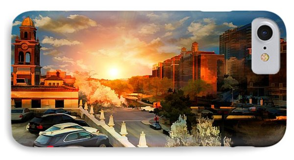 Brush Creek Kansas City Missouri IPhone Case