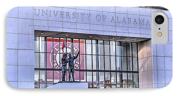 Bryant Denny  IPhone Case by JC Findley