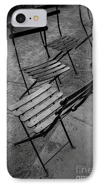 Bryant Park Chairs Nyc IPhone Case