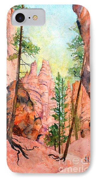 Bryce Canyon #2 IPhone Case by Betty M M Wong