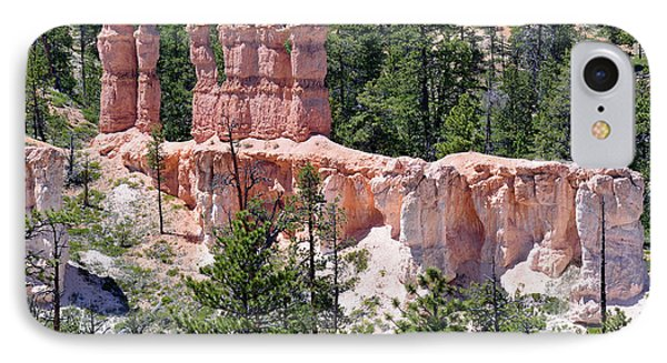 IPhone Case featuring the photograph Bryce Canyon Backcountry by Bruce Gourley