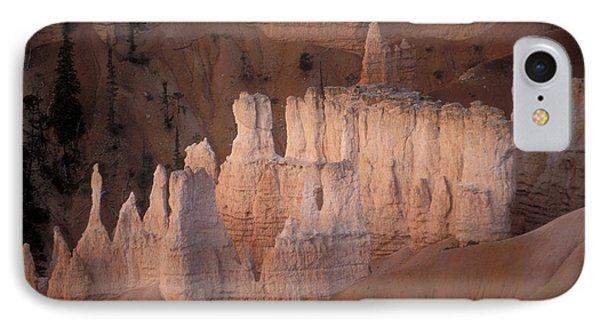 Bryce Canyon Hoodoos Phone Case by Sandra Bronstein