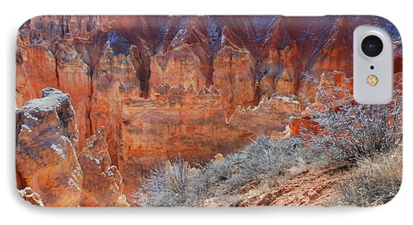 Bryce Canyon Light  IPhone Case