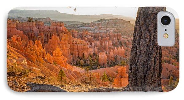 Dawn iPhone 7 Case - Bryce Canyon National Park Sunrise 2 - Utah by Brian Harig