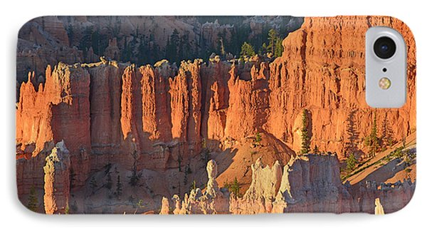 IPhone Case featuring the photograph Bryce Canyon Sunrise 2016c by Bruce Gourley