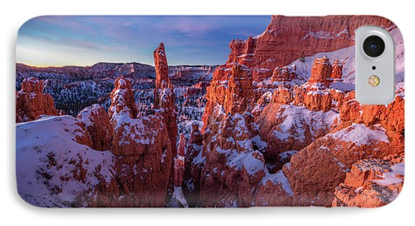 Bryce Tales IPhone Case by Edgars Erglis