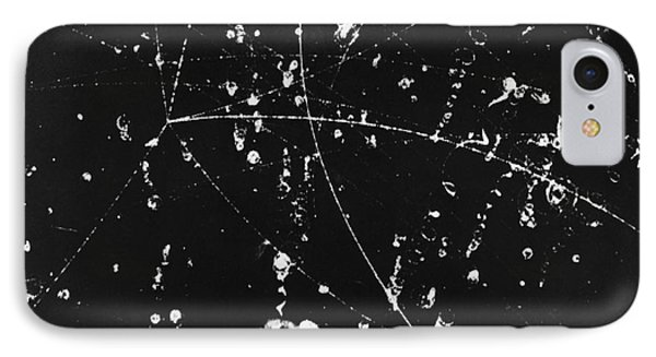 Bubble Chamber IPhone Case by Argonne National Laboratory
