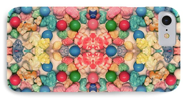 IPhone Case featuring the digital art Bubble Gum #9776 by Barbara Tristan