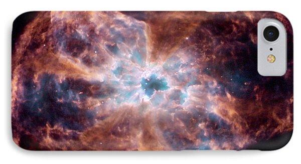 Bubble Nebula IPhone Case by Hubble Space Telescope