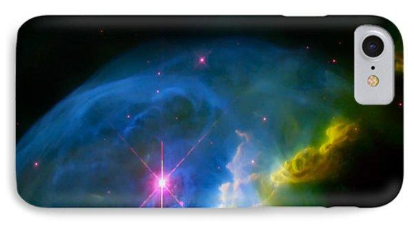 Bubble Nebula IPhone Case by Jennifer Rondinelli Reilly - Fine Art Photography
