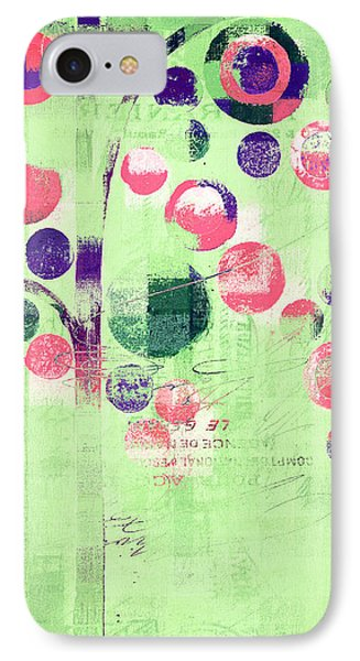 IPhone Case featuring the photograph Bubble Tree - 224c33j5r by Variance Collections
