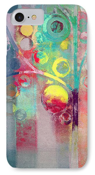 IPhone Case featuring the painting Bubble Tree - 285l by Variance Collections